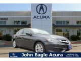 2017 Modern Steel Metallic Acura ILX Technology Plus #117867260