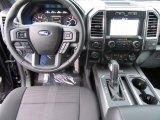 2017 Ford F150 XLT SuperCrew Dashboard