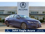 2017 Catalina Blue Pearl Acura ILX Technology Plus A-Spec #117867257