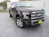 2017 Shadow Black Ford F150 Platinum SuperCrew 4x4 #117867369