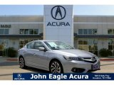 2017 Lunar Silver Metallic Acura ILX Technology Plus A-Spec #117867254