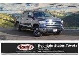 2017 Magnetic Gray Metallic Toyota Tundra SR5 CrewMax 4x4 #117890711