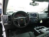 2017 Chevrolet Silverado 1500 LT Crew Cab 4x4 Dashboard