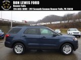 2017 Blue Jeans Ford Explorer FWD #117890744