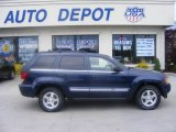 2006 Midnight Blue Pearl Jeep Grand Cherokee Limited 4x4 #11764476