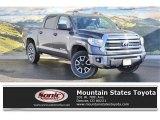 2017 Magnetic Gray Metallic Toyota Tundra SR5 CrewMax 4x4 #117890717