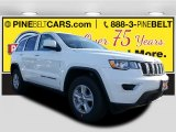2017 Bright White Jeep Grand Cherokee Laredo 4x4 #117910444
