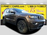 2017 Luxury Brown Pearl Jeep Grand Cherokee Limited 4x4 #117910442