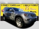 2017 Billet Silver Metallic Jeep Grand Cherokee Laredo 4x4 #117910440