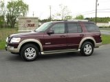 2006 Dark Cherry Metallic Ford Explorer Eddie Bauer 4x4 #11772669