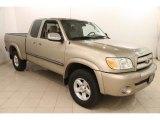 2005 Desert Sand Mica Toyota Tundra SR5 Access Cab 4x4 #117910693