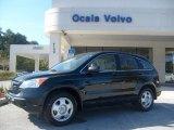 2008 Nighthawk Black Pearl Honda CR-V LX #1173004