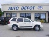 2006 Stone White Jeep Grand Cherokee Laredo 4x4 #11764475