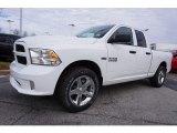 2017 Bright White Ram 1500 Express Quad Cab #117937051