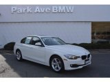 2014 Alpine White BMW 3 Series 320i xDrive Sedan #117937008