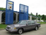 1996 Medium Graphite Metallic Lincoln Town Car Executive #11763251