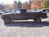 Black Chevrolet C/K 2500 in 1988