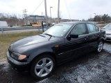 2004 Black Sapphire Metallic BMW 3 Series 330xi Sedan #117937100