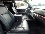 2016 Toyota Tundra Limited CrewMax 4x4 Front Seat