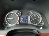 2016 Toyota Tundra Limited CrewMax 4x4 Gauges