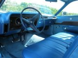 Plymouth Satellite Interiors