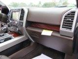 2017 Ford F150 King Ranch SuperCrew 4x4 Dashboard
