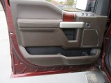 2017 Ford F150 King Ranch SuperCrew 4x4 Door Panel