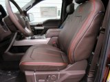 2017 Ford F150 King Ranch SuperCrew 4x4 Front Seat