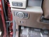 2017 Ford F150 King Ranch SuperCrew 4x4 Controls