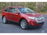 2014 Ruby Red Ford Edge SEL #117987365