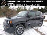 2017 Black Jeep Renegade Sport 4x4 #117987236