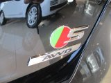 Jaguar XF Badges and Logos