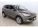 2014 Sterling Gray Ford Escape Titanium 1.6L EcoBoost 4WD #117987378