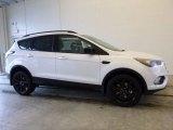 2017 White Platinum Ford Escape SE 4WD #118008441