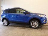 2017 Lightning Blue Ford Escape SE 4WD #118008435