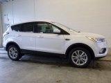 2017 White Platinum Ford Escape SE 4WD #118008433