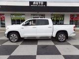 2016 Super White Toyota Tundra 1794 CrewMax 4x4 #118008574