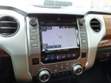 2016 Toyota Tundra 1794 CrewMax 4x4 Controls