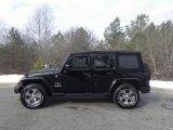2017 Black Jeep Wrangler Unlimited Sahara 4x4 #118008319