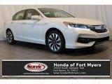 2017 Honda Accord Hybrid EX-L Sedan