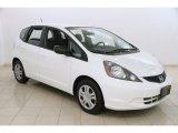 2011 Taffeta White Honda Fit  #118032682