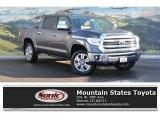 2017 Magnetic Gray Metallic Toyota Tundra 1794 CrewMax 4x4 #118032304