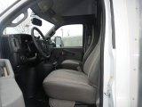 2017 GMC Savana Cutaway Interiors