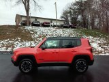 2017 Omaha Orange Jeep Renegade Trailhawk 4x4 #118032270