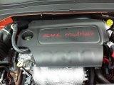 2017 Jeep Renegade Trailhawk 4x4 2.4 Liter DOHC 16-Valve VVT 4 Cylinder Engine