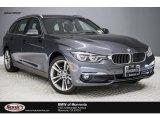 2017 Mineral Grey Metallic BMW 3 Series 328d xDrive Sports Wagon #118032581