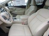Nissan Murano Interiors