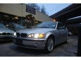2003 Titanium Silver Metallic BMW 3 Series 330xi Sedan #118060878