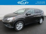 2014 Kona Coffee Metallic Honda CR-V EX AWD #118060942