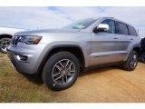 2017 Billet Silver Metallic Jeep Grand Cherokee Limited 4x4 #118061088